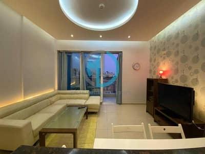 فلیٹ 1 غرفة نوم للبيع في مدينة دبي الرياضية، دبي - شقة في برج هوكي الجليد مدينة دبي الرياضية 1 غرف 600000 درهم - 5332389