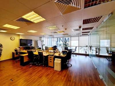 مکتب  للبيع في أبراج بحيرات الجميرا، دبي - Investors Deal! ROI Net 7.5   Full Floor Call us!
