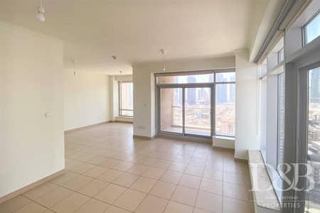 2 Bedroom Apartment for Rent in Downtown Dubai, Dubai - Downtown Views   Spacious   Chiller Free