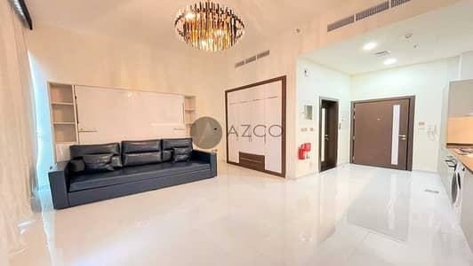 Studio for Rent in Arjan, Dubai - Garden View | Luxurious Living | Furnished Studio