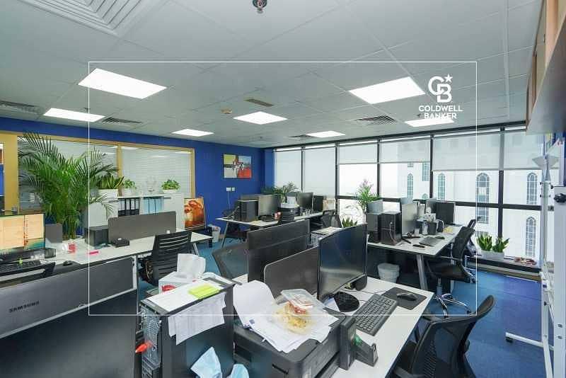 Furnished Office | High Floor | JBC 4 - JLT