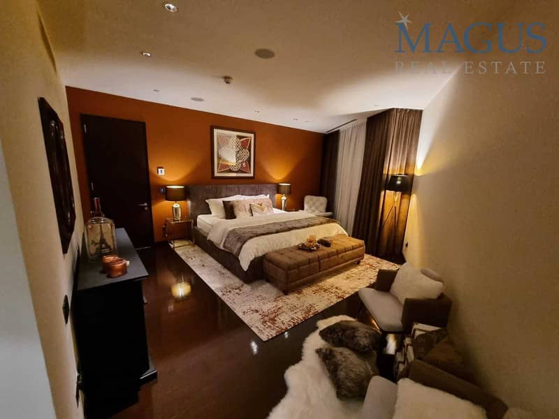 2 Master Piece| Fully Furnished | 2Br For Sale