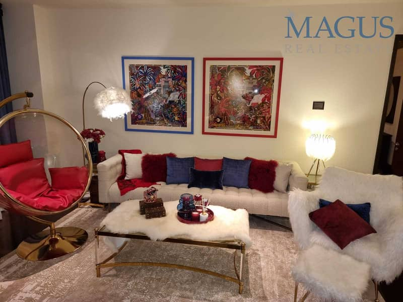 9 Master Piece| Fully Furnished | 2Br For Sale