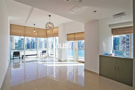 2 Bedroom Flat for Sale in Business Bay, Dubai - Stunning Duplex | Burj Khalifa and Canal Views