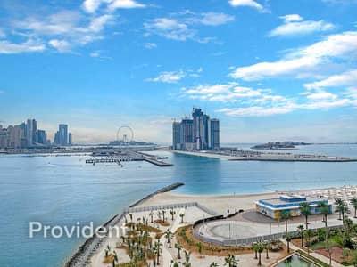 بنتهاوس 4 غرف نوم للبيع في نخلة جميرا، دبي - Beachfront Penthouse   Fall in Love Everyday
