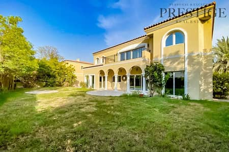 5 Bedroom Villa for Sale in Green Community, Dubai - Well Priced | 5 beds | Vacant on Transfer