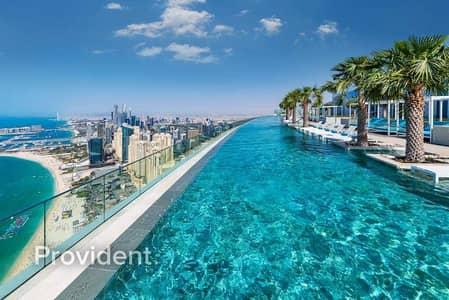 طابق سكني  للبيع في جميرا بيتش ريزيدنس، دبي - Full Floor | Luxury Trophy Asset