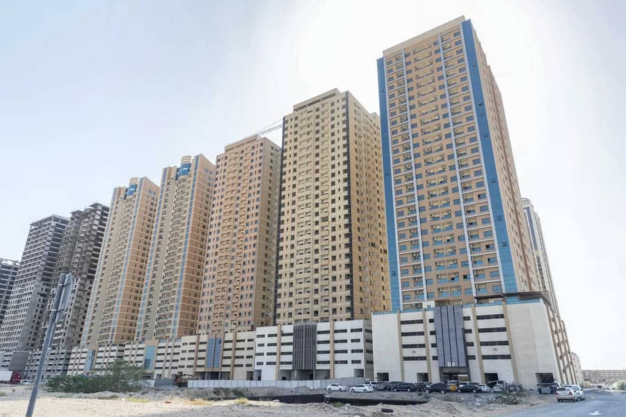 Two Bedrooms For Sale | Price AED 210,000/- | Goldcrest Dreams