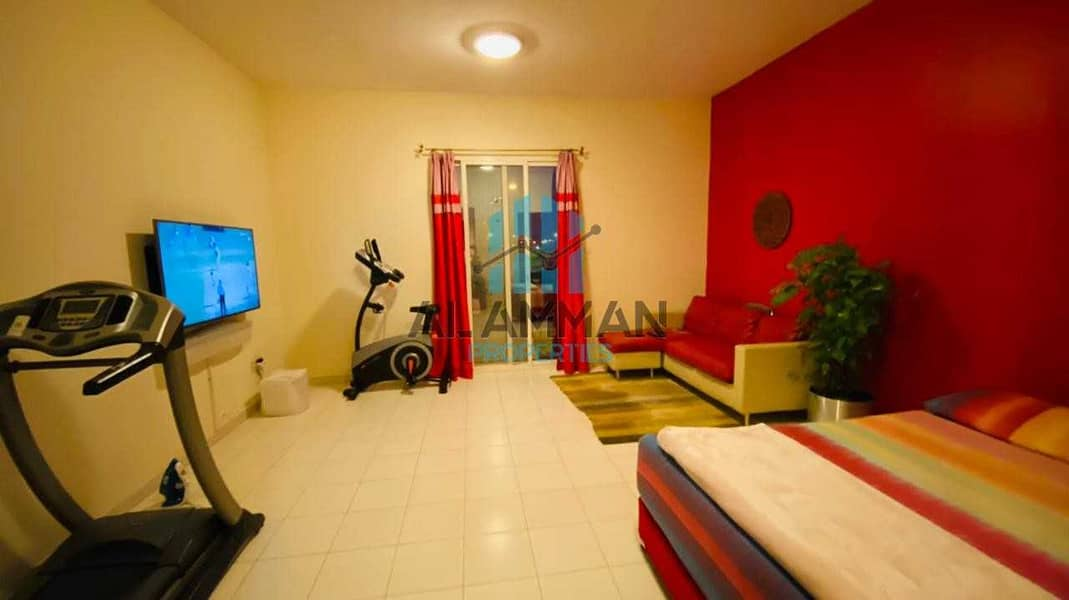 Vacant/Flawless Condition/484SQFT/Hanging Balcony Studio For Sale in Greece Cluster