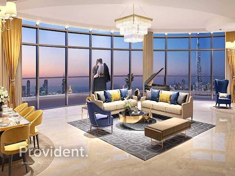 2 VIP Penthouse | Full Burj Khalifa View