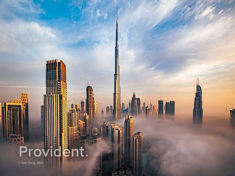 11 VIP Penthouse | Full Burj Khalifa View