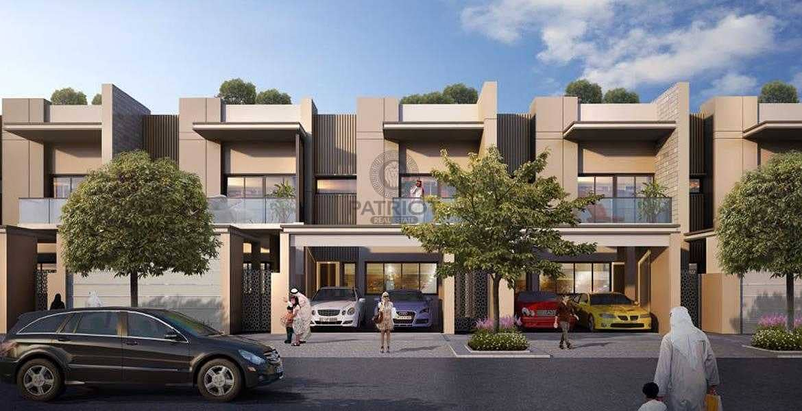 4 + Maid | Townhouse | District 7 | Discounted Price | With Payment Plan