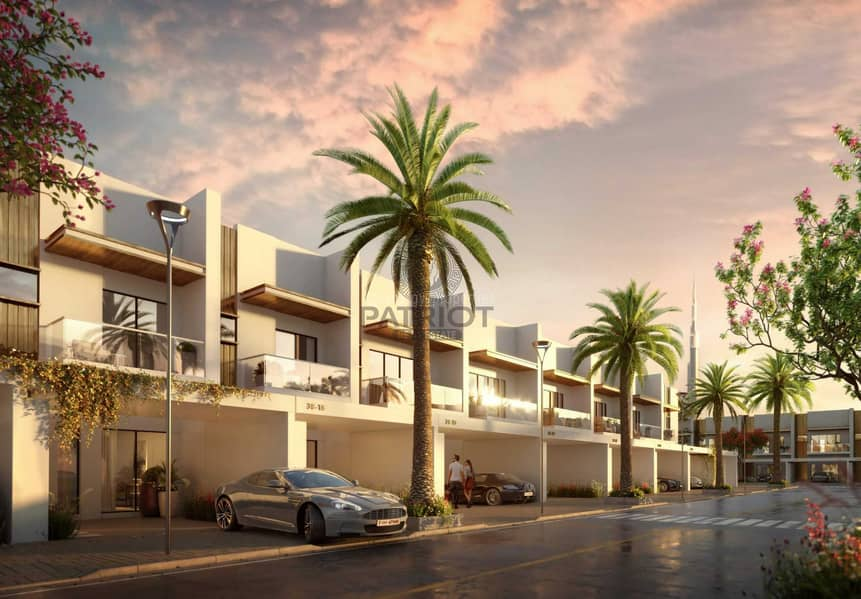 4 4 + Maid | Townhouse | District 7 | Discounted Price | With Payment Plan