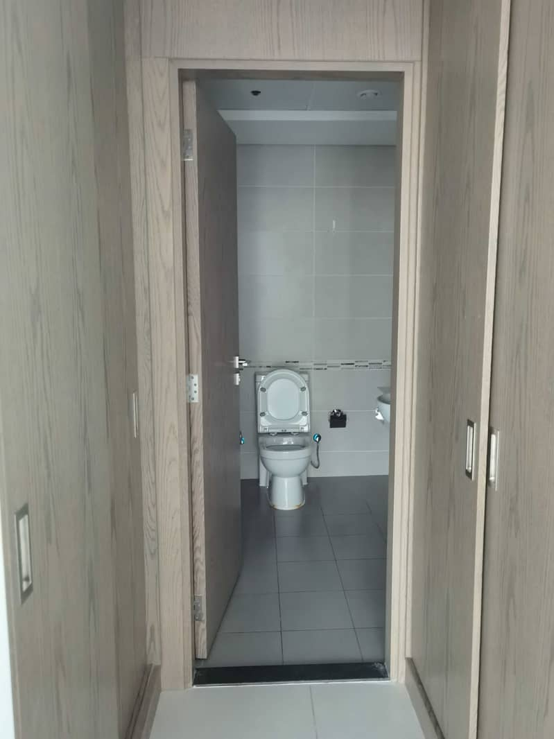 12 2 BHK +maid for rent