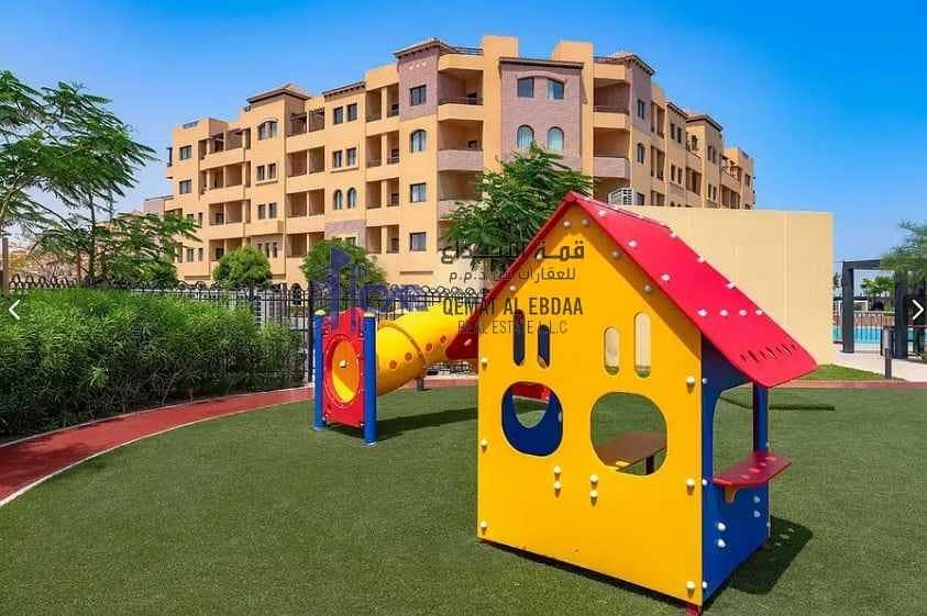 شقة في غروب مردف مردف 1 غرف 42000 درهم - 5342460