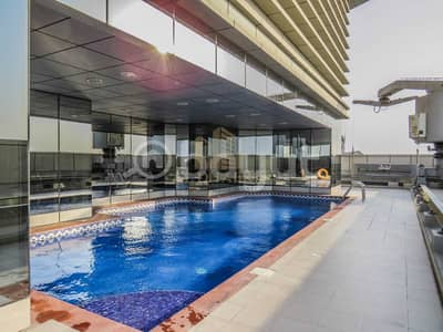 2 Bedroom Flat for Rent in Business Bay, Dubai - Next to Metro | Chiller Free | Flexible Fees