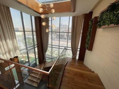 فیلا 5 غرف نوم للايجار في قرية جميرا الدائرية، دبي - STUNNING LUXURIOUS BOUTIQUE HOTEL VILLA| ITALIAN FINISHING