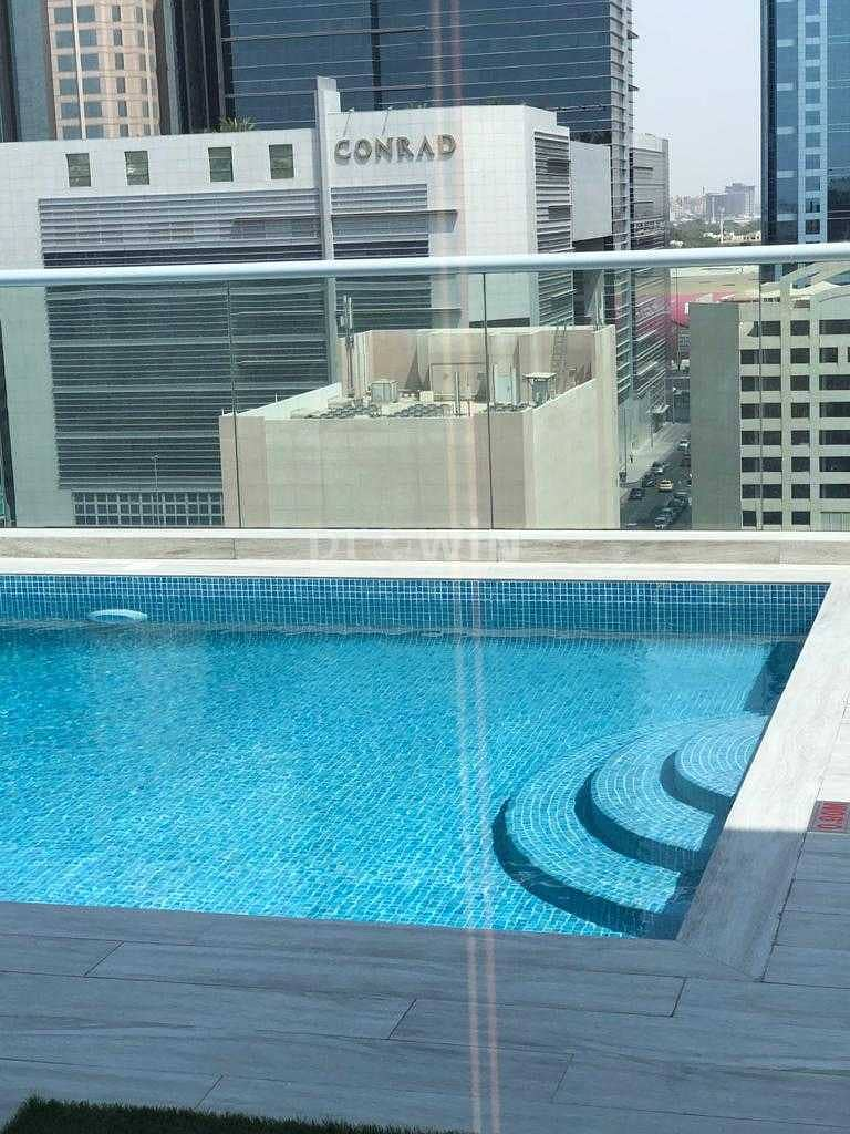21 Chiller Free | Spacious  1 Bedroom / 1 Bath- Unfurnished | Brand New | Great Amenities !!!