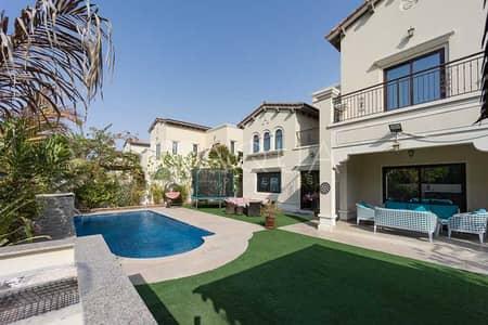 فیلا 4 غرف نوم للبيع في المرابع العربية 2، دبي - Exclusive | Excellent condition | Private pool