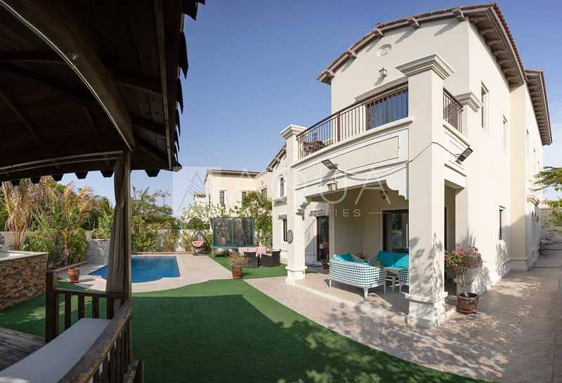 27 Exclusive | Excellent condition | Private pool