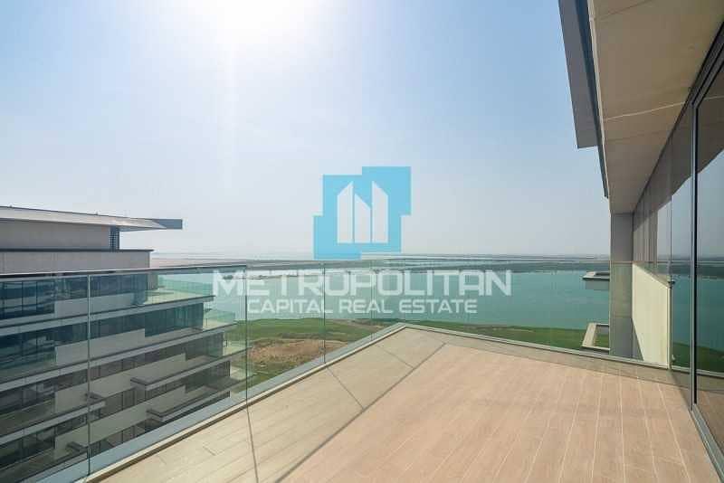 شقة في مايان 1 مايان جزيرة ياس 2 غرف 2250000 درهم - 5260959