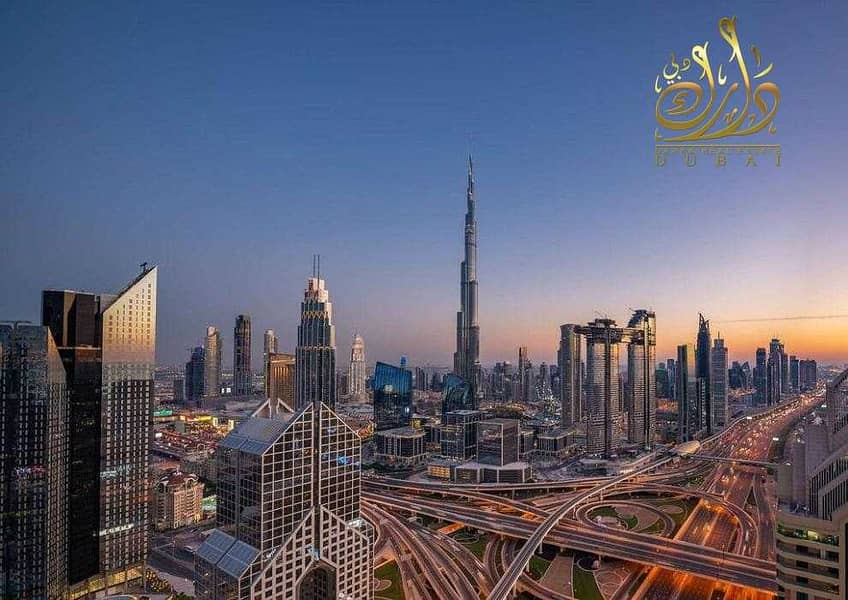 Get 30% Discount And Get A Townhouse  3 Min Away From  BurjKhalifa