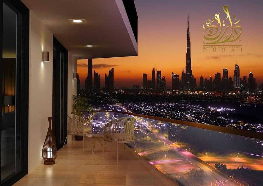 10 Get 30% Discount And Get A Townhouse  3 Min Away From  BurjKhalifa