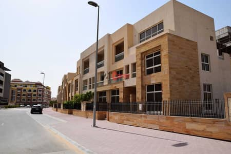 3 Bedroom Townhouse for Rent in Jumeirah Village Circle (JVC), Dubai - G+2  3 Bed + Maid   Single Row