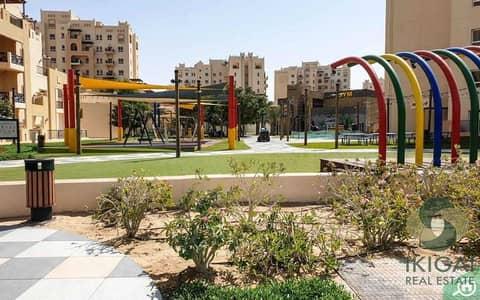 شقة 1 غرفة نوم للايجار في رمرام، دبي - No Commission/ Ground Floor/ Close to gym and pool