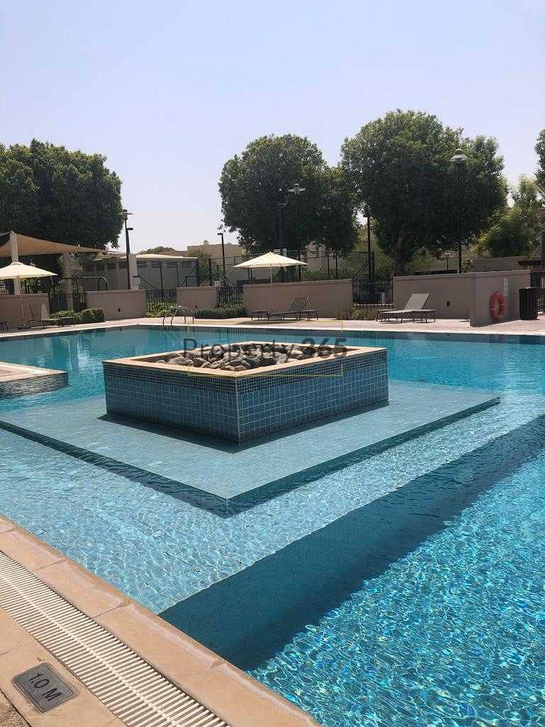 2 Close to Pool / 3 Bedrooms with separate Maid`s / Arabian Ranches 1
