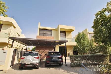 تاون هاوس 5 غرف نوم للبيع في داماك هيلز (أكويا من داماك)، دبي - Full Golf Course View   VOT   5 Bedroom
