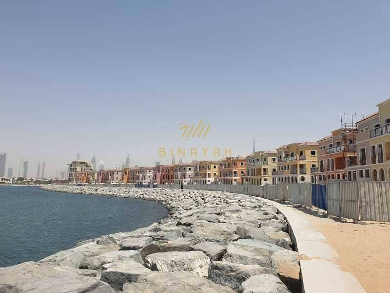 2 Roof top terrace| Full Sea View | 5 Bed+Maid|