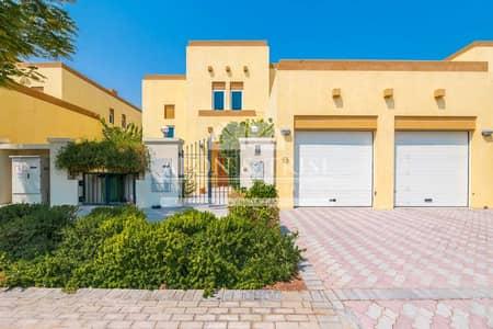 فیلا 3 غرف نوم للايجار في جميرا بارك، دبي - Heritage Large | Maintenance contract | District 7