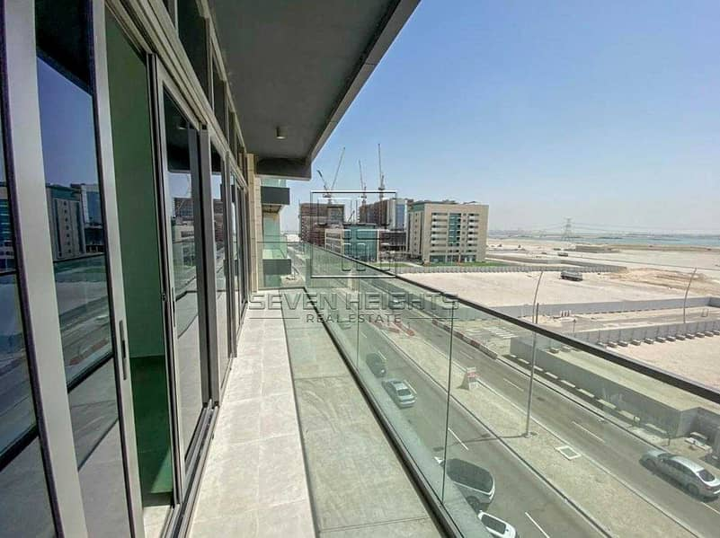 Amazing 1 BR With Balcony | Community View .