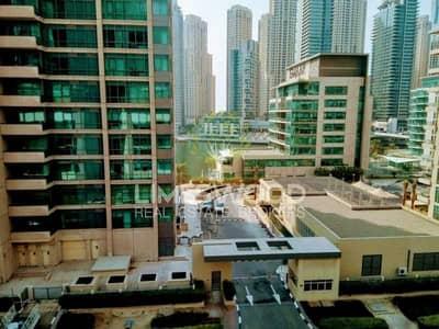فلیٹ 2 غرفة نوم للايجار في دبي مارينا، دبي - شقة في أزور دبي مارينا 2 غرف 85000 درهم - 5317923