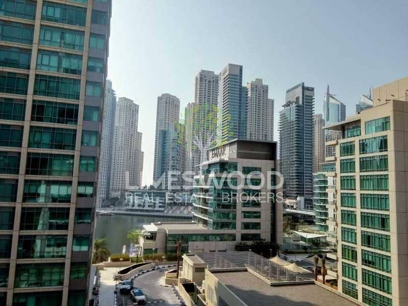 شقة في أزور دبي مارينا 2 غرف 85000 درهم - 5317923