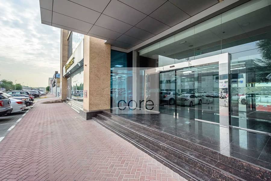 10 DED License | Fitted Office | Well Located
