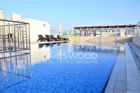 شقة 2 غرفة نوم للايجار في الكرامة، دبي - شقة في بناية وصل هب الكرامة 2 غرف 77399 درهم - 5079210