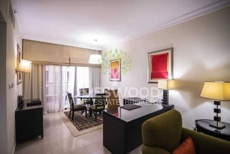 2 Bedroom Hotel Apartment for Rent in Barsha Heights (Tecom), Dubai - Elegant 2 BR Hotel Apartment |In Al Barsha Heights