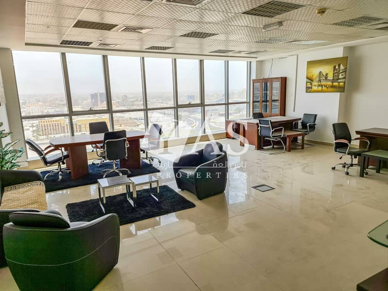 Great Deal | Fully fitted office | Water view