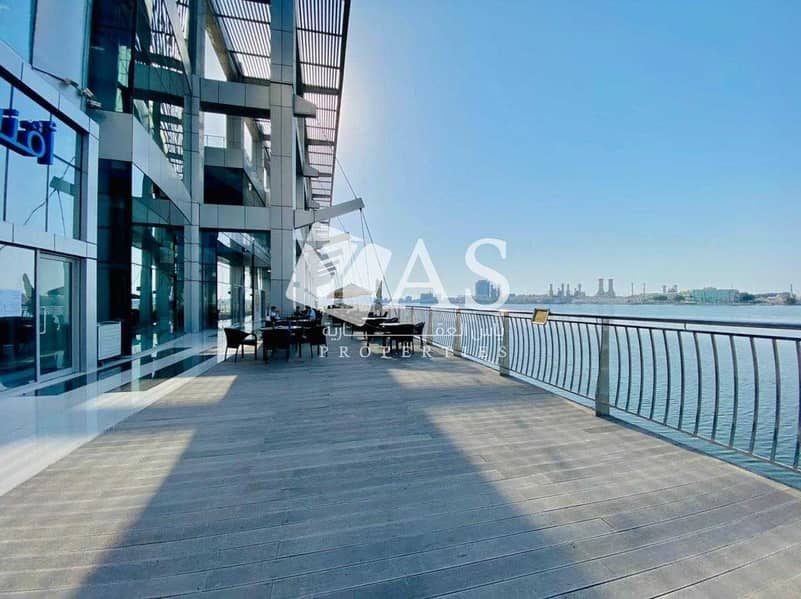 13 Great Deal | Fully fitted office | Water view