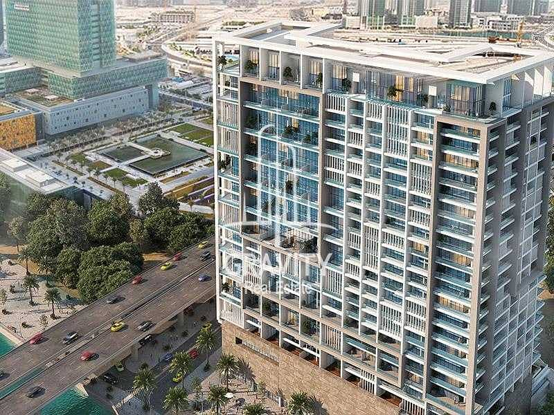 Upcoming High End Apartment in Al Maryah Island