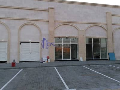 Shop for Rent in Al Saja, Sharjah - Brand New Shop | Facing Main Road |  24 Hours Security