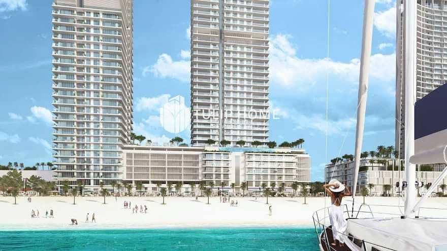 2 Palm   Sea   Bleu Waters & Marina View. .