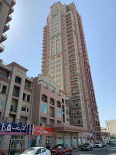 Large Size Vacant1 BHK With Huge Terrace on Higher Floor With Panoramic View
