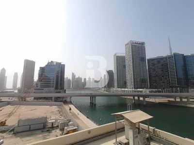 شقة 1 غرفة نوم للايجار في الخليج التجاري، دبي - AMAZING 1 BR / BUSINESS BAY FULL CANAL VIEW