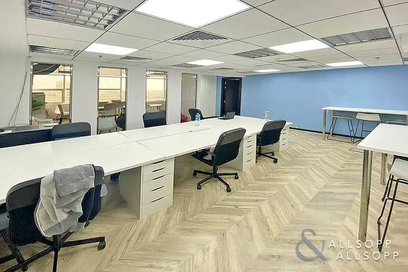 18 Fully Fitted | Partitioned | 2 Conference Room