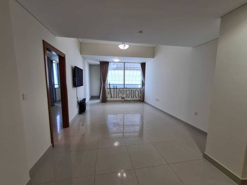2 Full Sea View |Higher Floor | 2Br Unfurnished