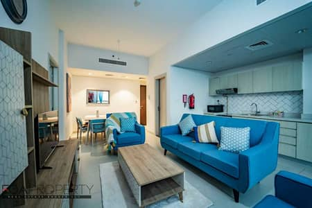 شقة 1 غرفة نوم للايجار في مدينة دبي للإنتاج، دبي - Brand New | Including all bills | Pool View