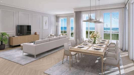 تاون هاوس 4 غرف نوم للبيع في جميرا، دبي - Stylish Design   Beachfront Living   Dubai Skyline